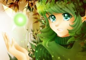 Saria's wishes by Malinya