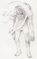 Unknown Creature by GTK666