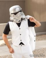 Disco Trooper plays it cool by proppedupcreations