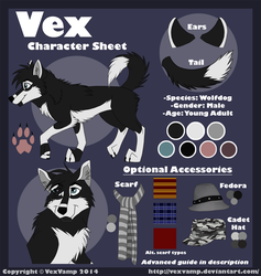 Outdated Vex Ref 6 by VexVamp
