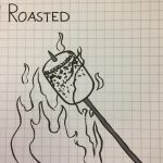 Inktober Day 3: Roasted by WaterElement33