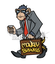 T-Shirt Decal: Monkey Business