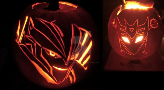 Knockout Pumpkin by OptimusPrime-TFPrime