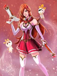 Star Guardian Miss Fortune by Tambergal