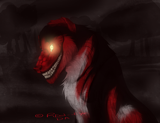 Smile dog by Red--Eye