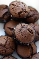 Chocolate Muffins by victimofemotion