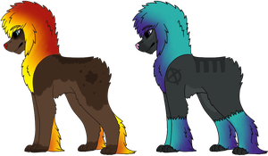FluffPup adopt 1 (Closed) by all-type-adopts