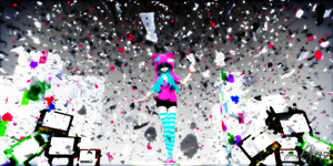 MMD - HD Background [Dreams] by AnonimateSpectre
