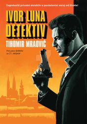 Detective novel cover art by ticulin