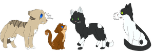 WindClan by Spiritpie