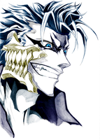 Grimmjow by HAD0C