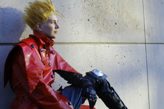 New York Comic Con 2014 - Vash the Stampede by NewYorkVash
