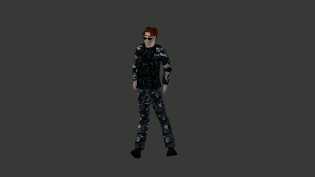 My first stab at motion capture. by Cobradabest