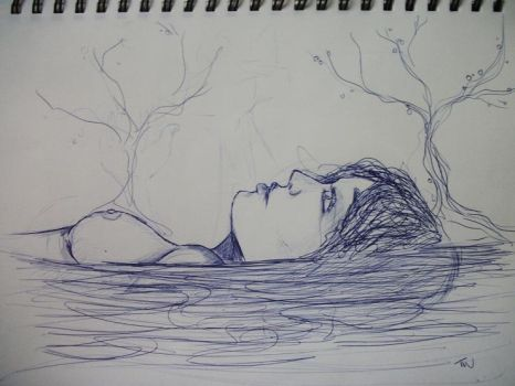What the Water Gave Me by Dead-Poet-11