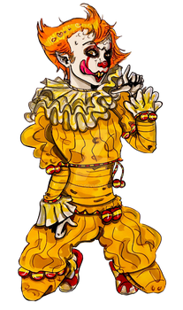 2017 Pennywise by irishimo