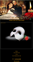 Music Of The Night Journal Skin by IamRinoaHeartilly