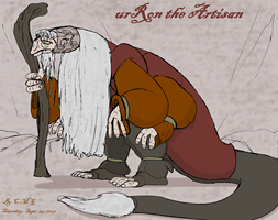 urRon the Artisan by GearGades