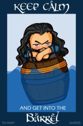 Keep Calm Thorin - animated by SusiKISS