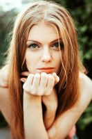 Just me by antoanette