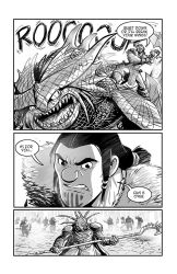 Dragon Trappers P.19 by rufftoon