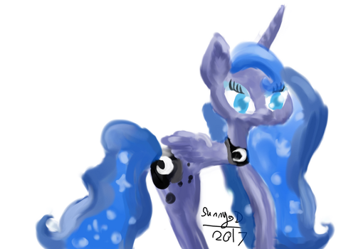 Lunna by MlpSunnySprinkles