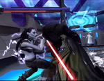 (Ryona) Maris vs Sidious 1 by DarthArchanist