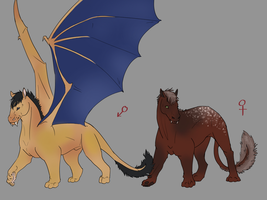 DTA: Heroc Adoptables Round 2 CLOSED by Doodlee-a