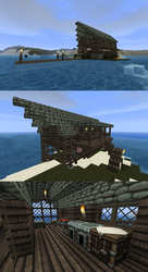 SMP Outpost by CrazyRonn