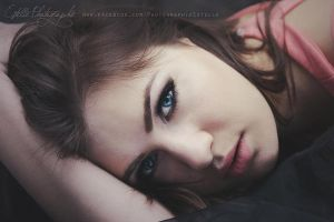 Blue Eyes by Estelle-Photographie