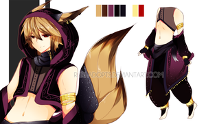 [CLOSED] Sketch Adopt 03 by Ruri-Adopts