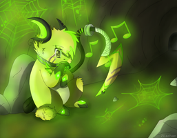 .:Cave Of The Envious Lullaby:. by gretellu