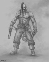 Cossack 2 by AnkOrc