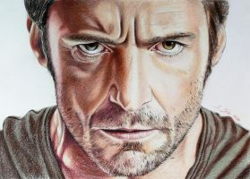sexiest man alive by Sabine-S-Art