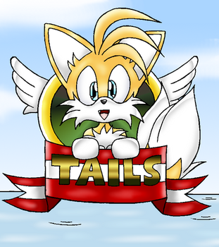 Tails the Fox by DragonQuestHero
