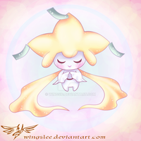 PKM - Jirachi :Make a wish