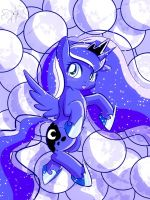 Princess of the Moon by PhoenixPeregrine