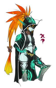 Midna Sister by ManiacPaint