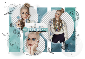 Pack Png 1843 // Bebe Rexha. by ExoticPngs