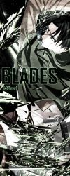 Blades by kimuel2414