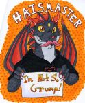 Badge Commission-Haismaster by Stray-Sketches