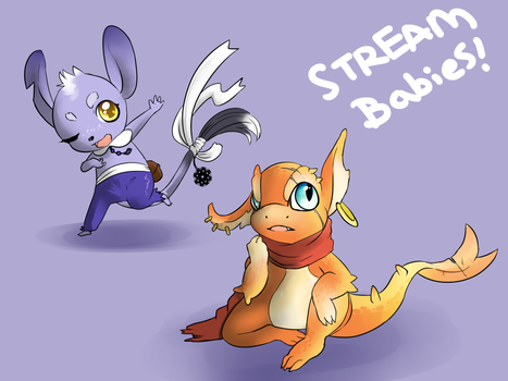 Stream Babies Auction by Fraught-Adopts