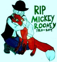 Always Will Be Rooney by InkArtWriter