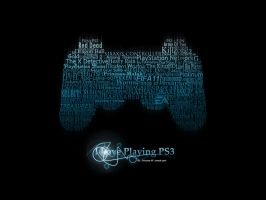 I_love_ps3 by Desinger105malak