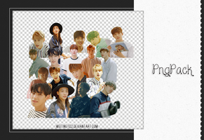 SEVENTEEN PNG PACK 05 By Weiting1122 by weiting1122