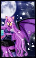 Art Trade: Dark Moonlight by Vanilla-Wicked