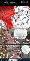 Lovely Lessons Part 15 by PlatinaSena