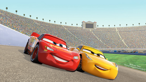 Cars 3 Lightning McQueen 'n Cruz Ramirez(1240x698) by LightningMcQueen2017