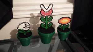 Super Potted Plants by Colonel-Majora-777