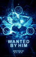 Wanted By Him || Wattpad Cover by irwinthegod