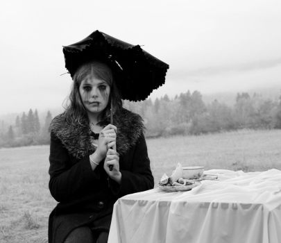 Tea Party for the Dead by OR7ON